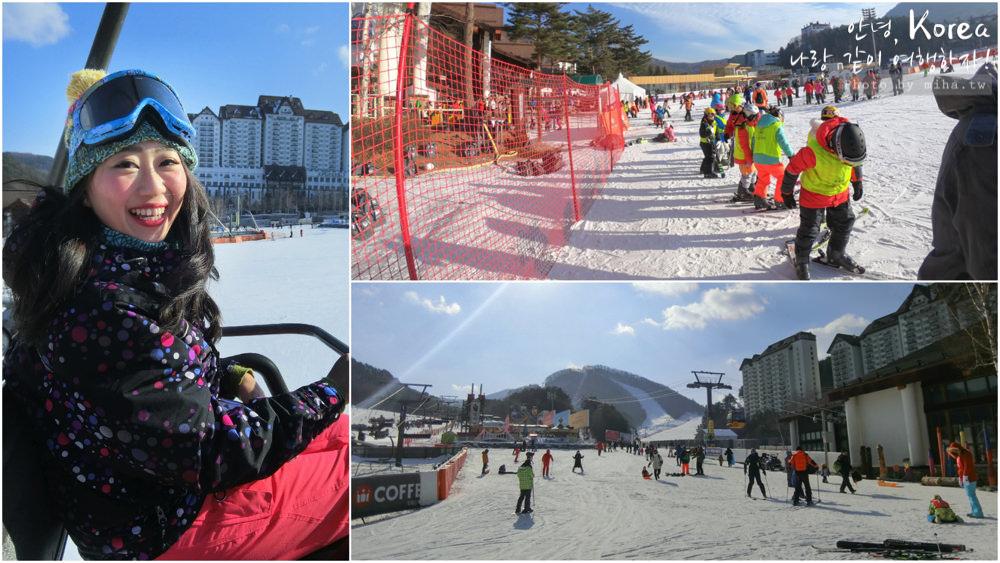 韓國冬奧,龍平滑雪場,首爾滑雪,韓國滑雪,首爾雪場,韓國雪場,滑雪新手,滑雪一日遊,首爾自由行