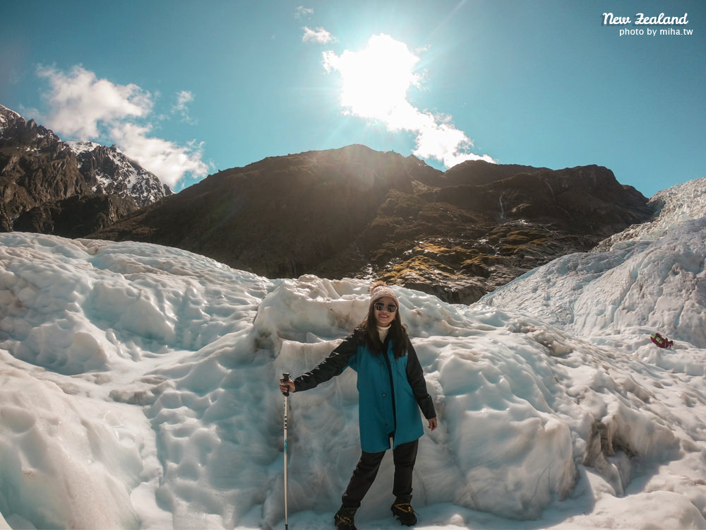 紐西蘭,紐西蘭南島,紐西蘭冰川,冰川健行,紐西蘭自駕,紐西蘭公路旅行