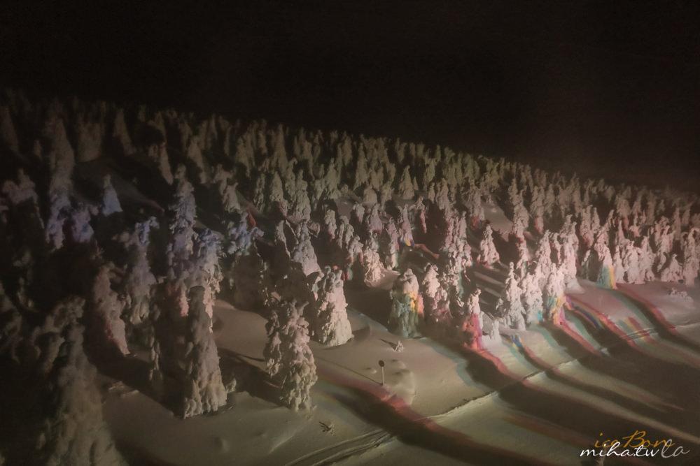 藏王樹冰,山形自由行,山形藏王樹冰,日本自由行,日本樹冰,藏王樹冰滑雪,藏王滑雪
