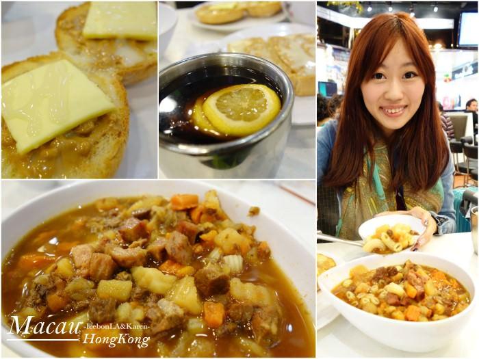 香港 ▌搭船去澳門前必吃:澳門茶餐廳,隨處可見又超好吃的香港美食