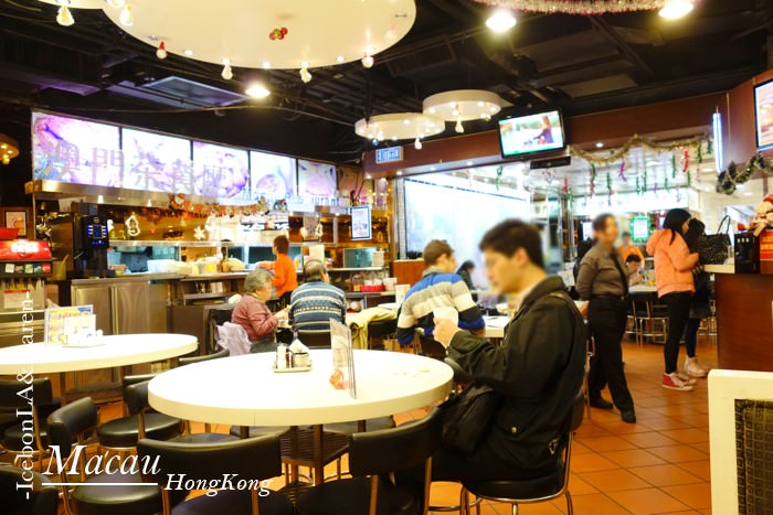 澳門茶餐廳