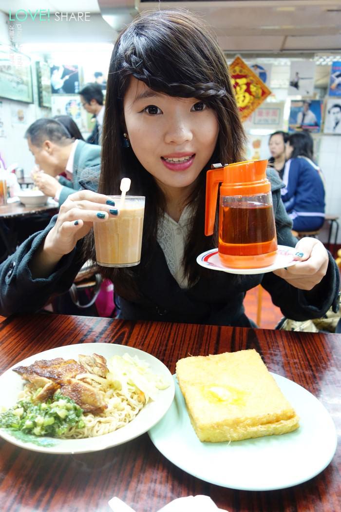 蘭芳園絲襪奶茶